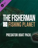 The Fisherman Fishing Planet Predator Boat Pack