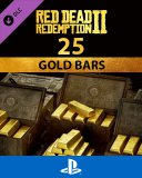 Red Dead Online 25 Gold Bars