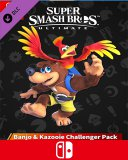 Super Smash Bros. Ultimate Challenger Pack 3 Banjo & Kazooie