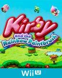 Kirby and Rainbow Paintbrush