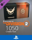 Tom Clancys The Division 2 1050 Premium Credits Pack