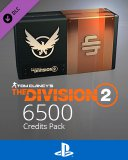 Tom Clancys The Division 2 6500 Premium Credits Pack