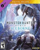 Monster Hunter World Iceborne Digital Deluxe