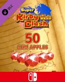 50 Gem Apples dla Super Kirby Clash