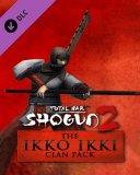 Total War SHOGUN 2 The Ikko Ikki Clan