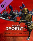 Total War SHOGUN 2 Saints and Heroes