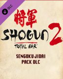 Total War SHOGUN 2 Sengoku Jidai Unit Pack