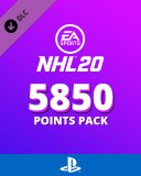 NHL 20 5850 Points Pack