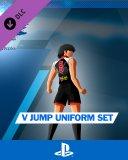 Captain Tsubasa Rise of New Champions V Jump Collaboration Uniform Set