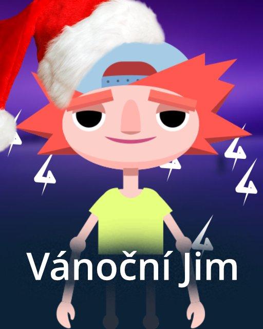 Vánoční Jim
