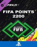 FIFA 21 2200 FUT Points