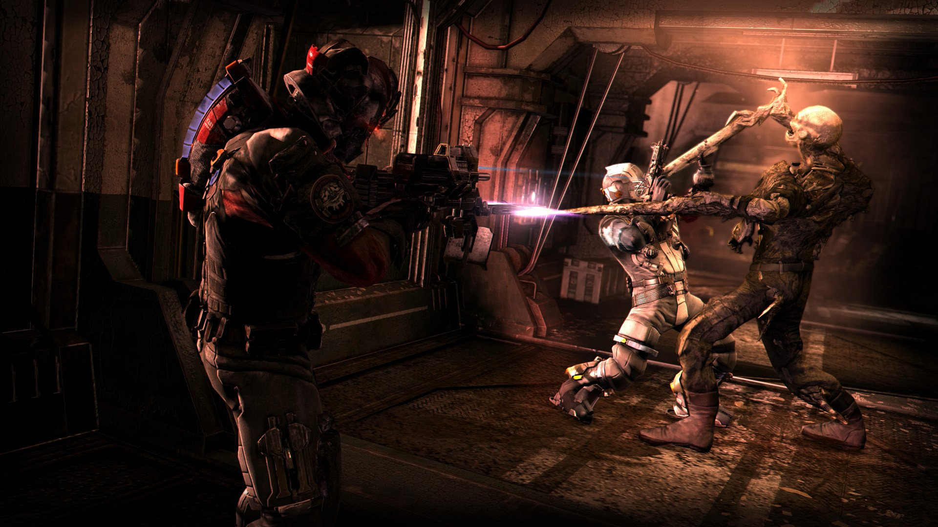 Dead Space 3 Witness the Truth Pack DLC 4
