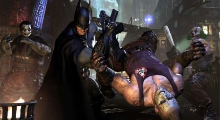 Batman Arkham City Game of the Year Edition 1