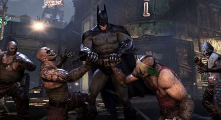 Batman Arkham City Game of the Year Edition 11