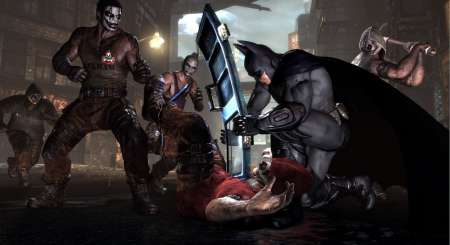 Batman Arkham City Game of the Year Edition 2