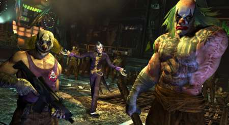 Batman Arkham City Game of the Year Edition 8