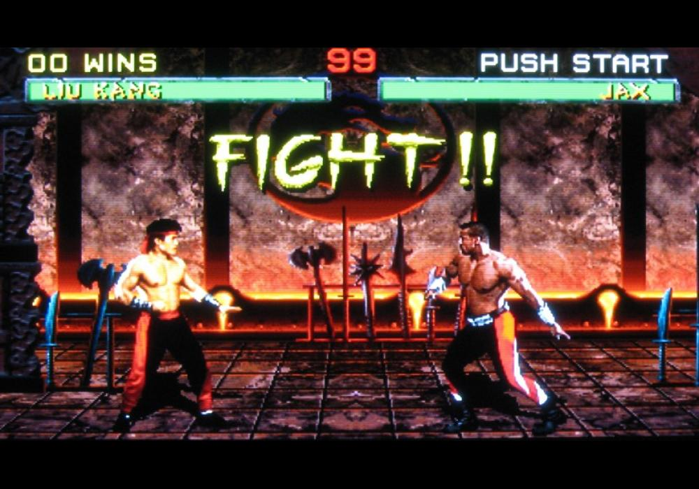 Mortal Kombat Arcade Kollection 2901