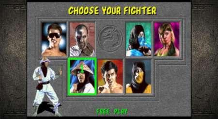 Mortal Kombat Arcade Kollection 2897