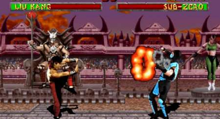 Mortal Kombat Arcade Kollection 2900