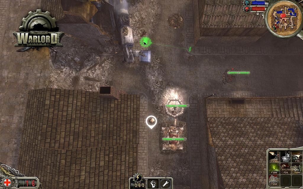 Iron Grip Warlord 2