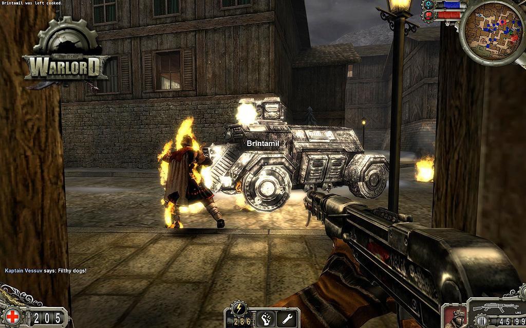 Iron Grip Warlord 6
