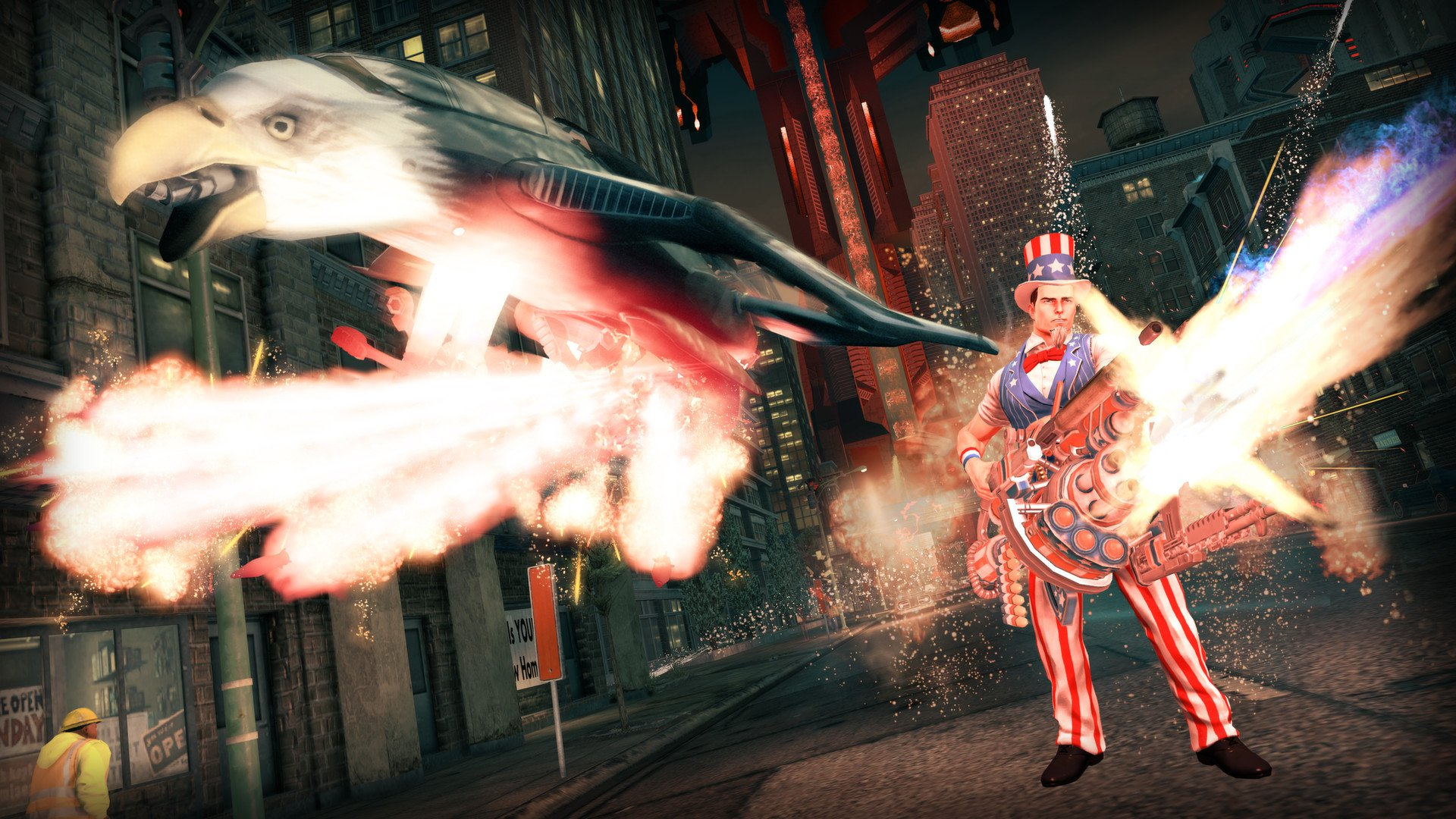 Saints Row IV Commander In Chief DLC Pack 2