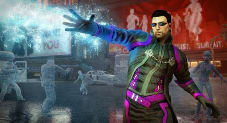 Saints Row IV Commander In Chief DLC Pack 3