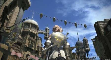 Final Fantasy XIV A Realm Reborn 60 Dní předplacená karta 3057