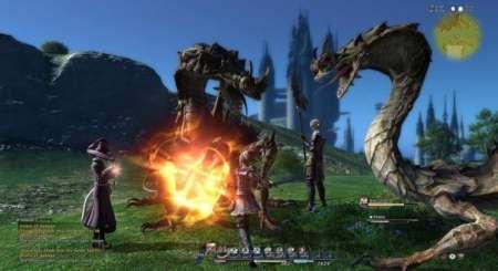 Final Fantasy XIV A Realm Reborn 60 Dní předplacená karta 3058