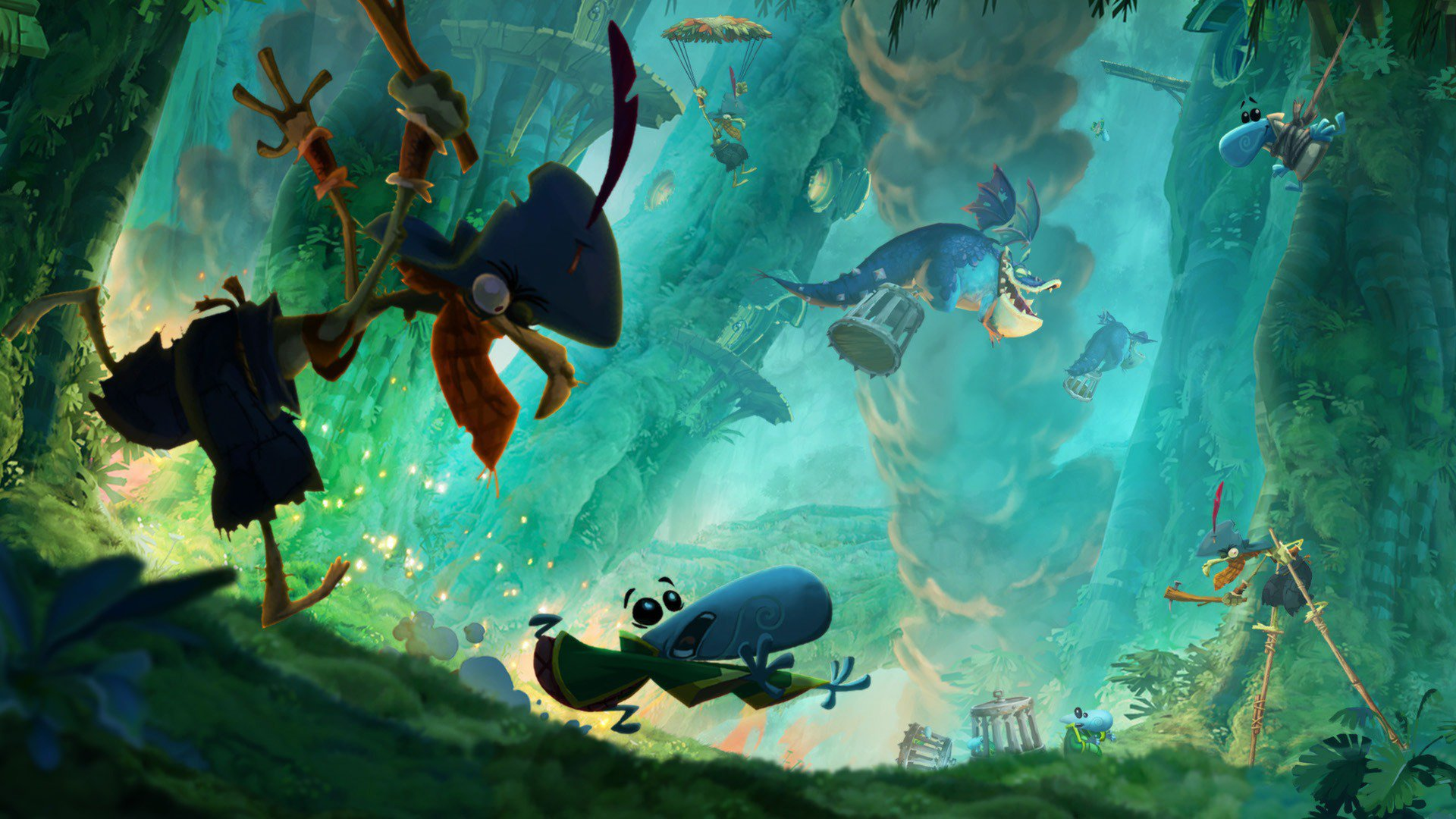 Rayman Legends 14