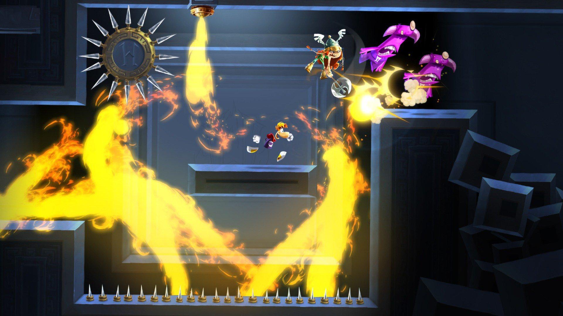 Rayman Legends 4