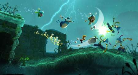 Rayman Legends 8