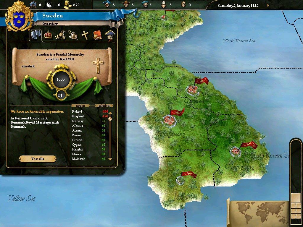 Europa Universalis III Complete 8