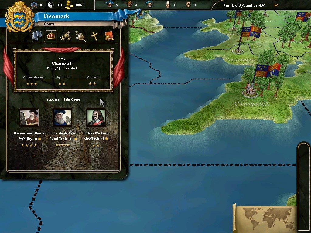 Europa Universalis III Complete 9