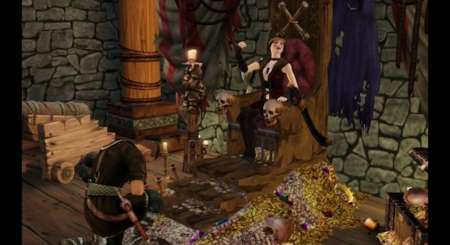 The Sims Medieval Pirates and Nobles 2180