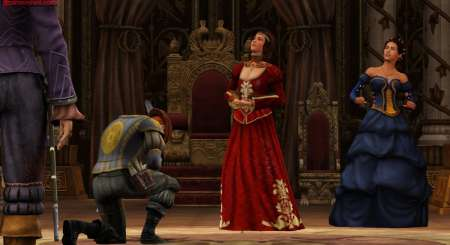 The Sims Medieval Pirates and Nobles 400
