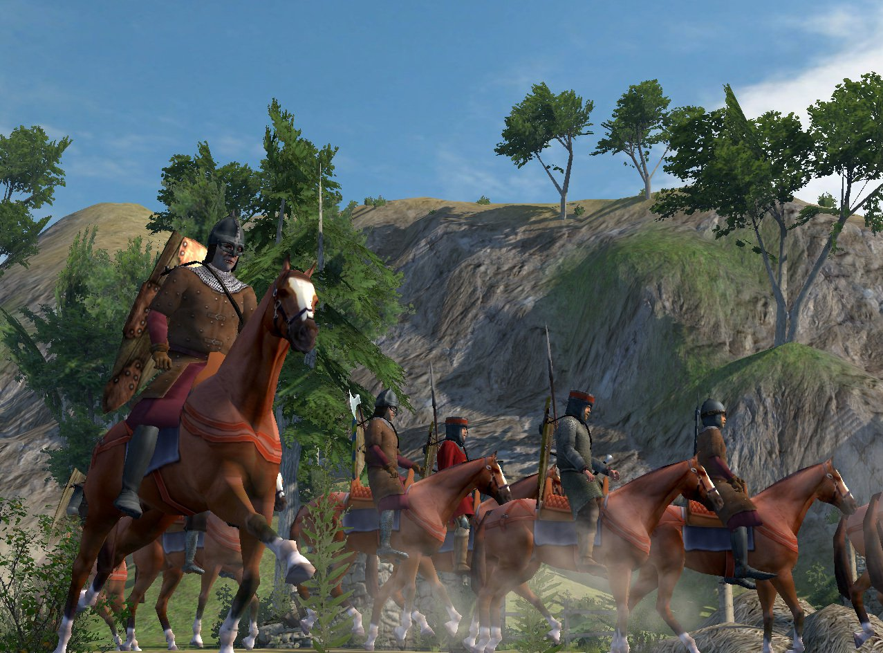 Mount and Blade 11