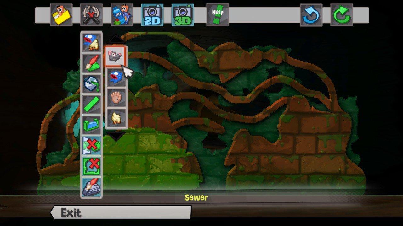 Worms Revolution 11