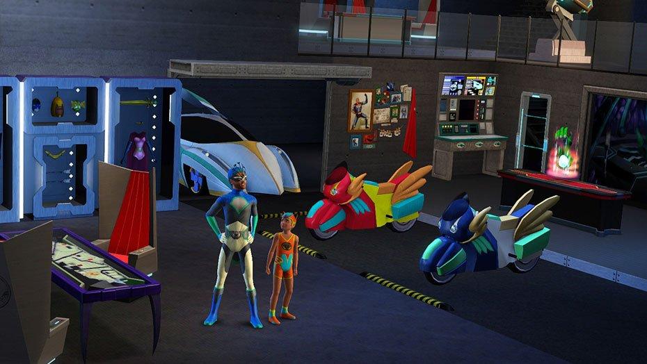 The Sims 3 Filmové Rekvizity 3