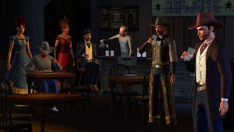 The Sims 3 Filmové Rekvizity 5