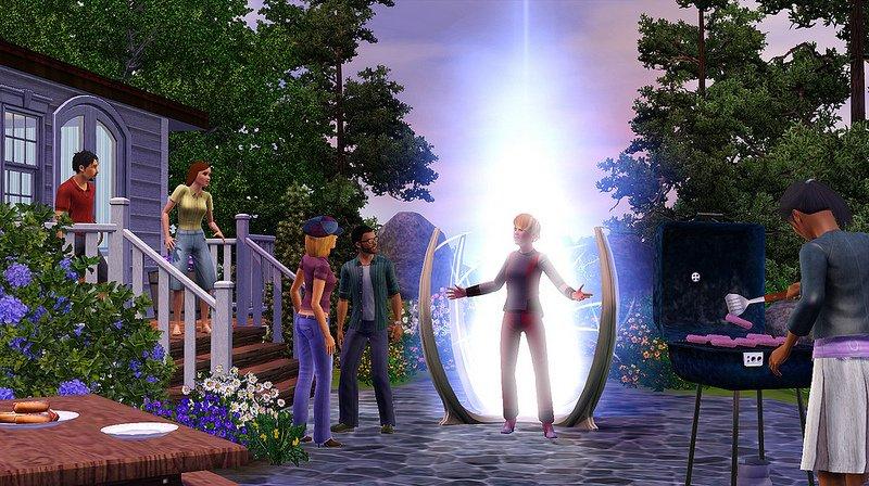 The Sims 3 Do Budoucnosti 1