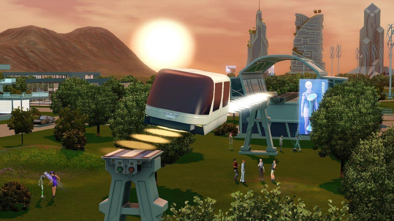 The Sims 3 Do Budoucnosti 4
