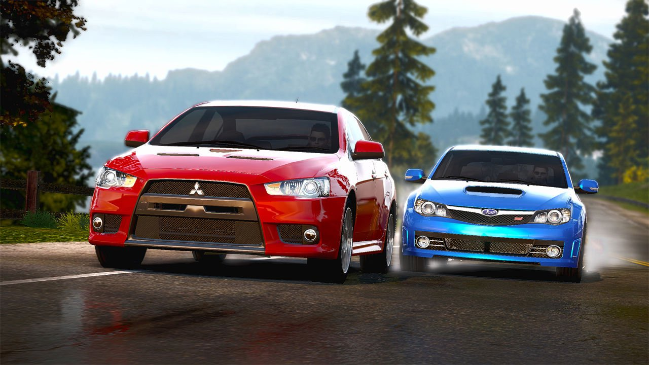 Need for Speed Hot Pursuit 10