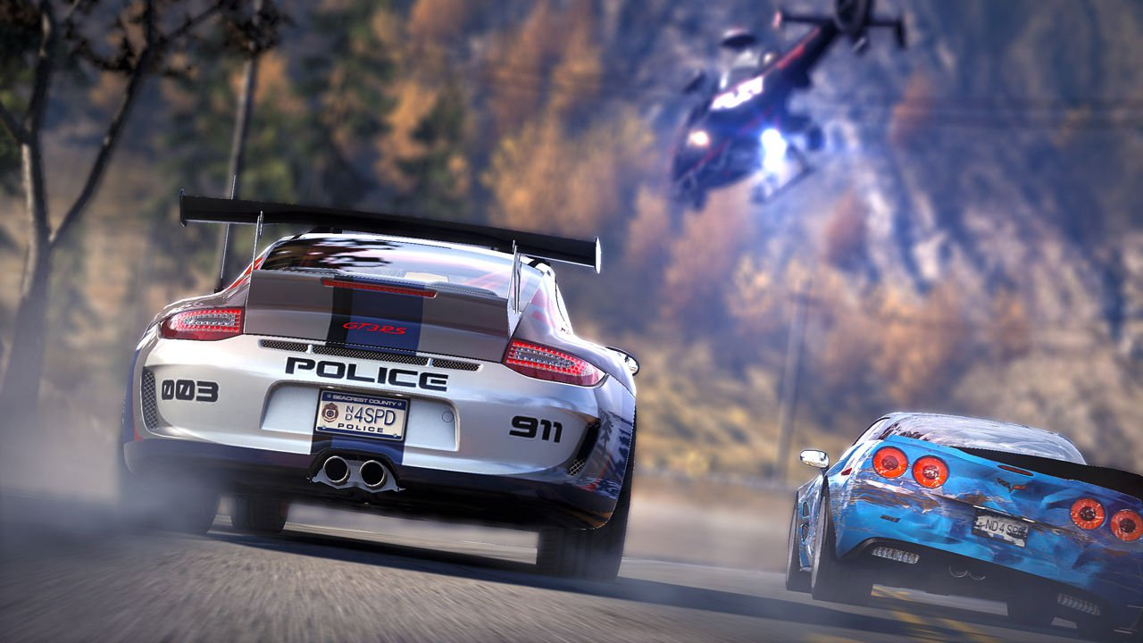 Need for Speed Hot Pursuit 3