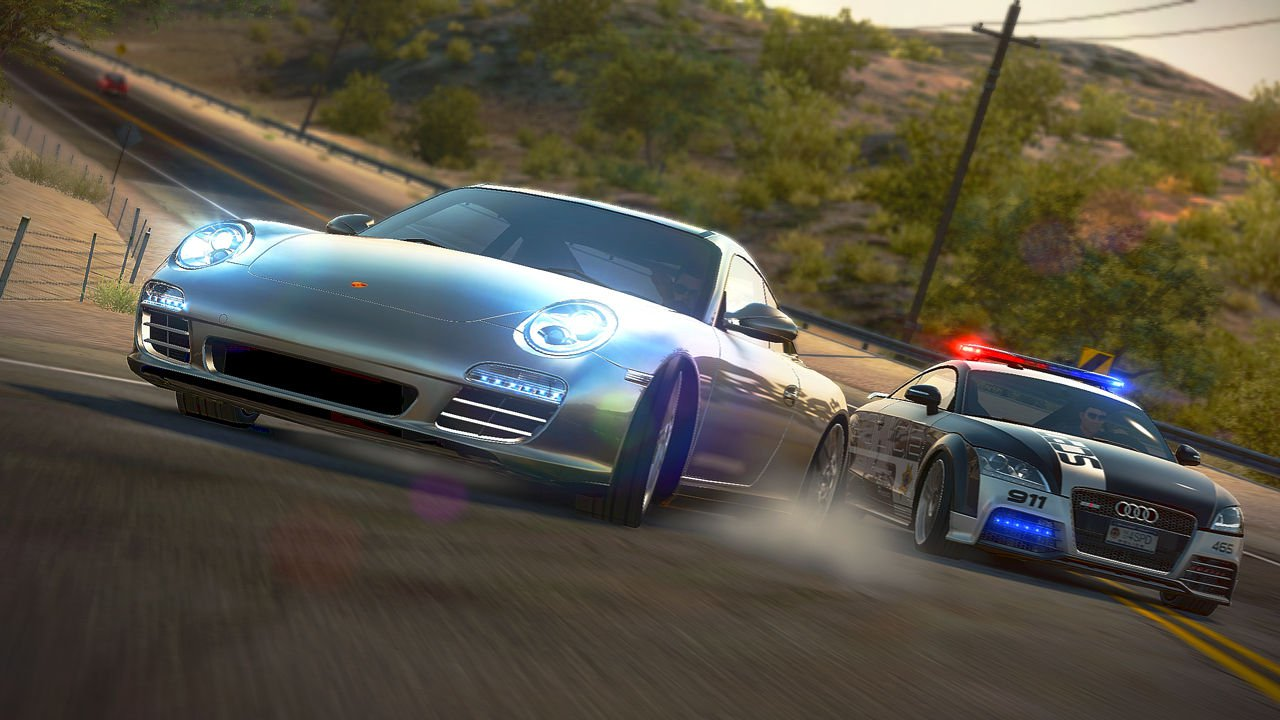 Need for Speed Hot Pursuit 7