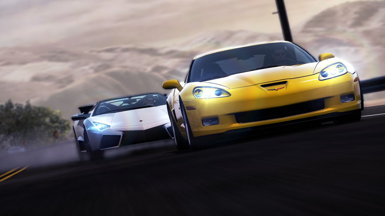 Need for Speed Hot Pursuit 9