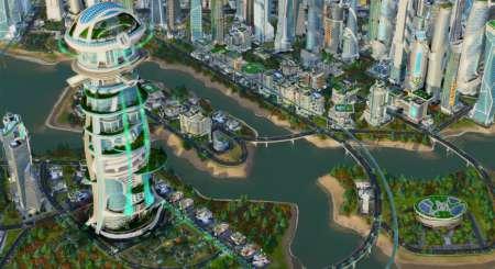 SimCity Města Budoucnosti 1