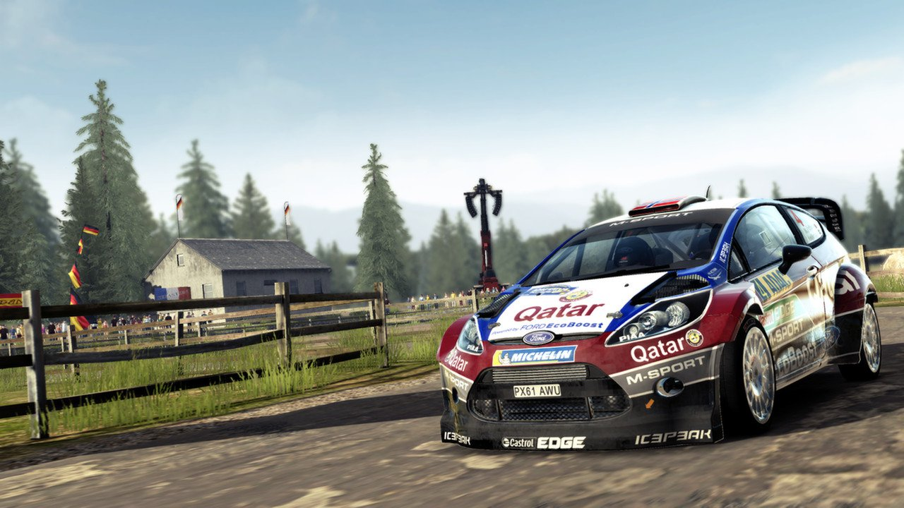 WRC FIA World Rally Championship 4 8