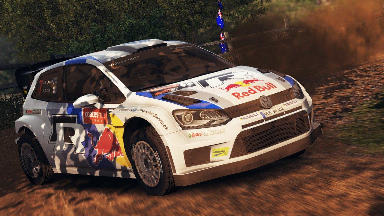 WRC FIA World Rally Championship 4 9