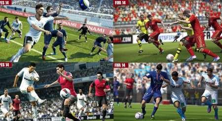 FIFA 14 DLC BUNDLE 5